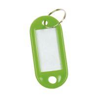 Bild Schlüsselanhänger 10ST grün