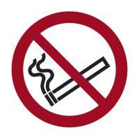 Bild Schild Rauchverbot selbstklebend