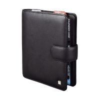 Bild Manager-Planer A5, Nappaleder, schwarz, mit Magnetverschluss