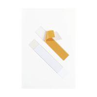 Bild Schilderrahmen Schildfix, mit Blanko-Einsteckschild, 200 x 40 mm, 5 Stück