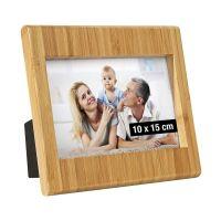 Bild Bilderrahmen für Format 10x15 - Bambus