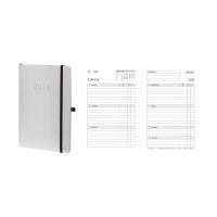 Bild Wochenkalender - Mini, Softcover, weiß, 1 Woche / 2 Seiten