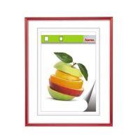 Bild Kunststoff-Bilderrahmen SEVILLA - 30 x 40 cm, rot