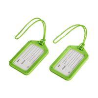 Bild Reisezubehör - Gepäckanhänger 2er-Set, grün