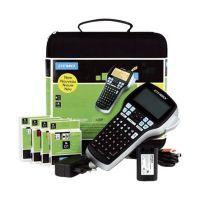 Bild Beschriftungsgerät LabelManager 420P Kofferset, für Dymo D1 Bänder 6/9/12/19mm