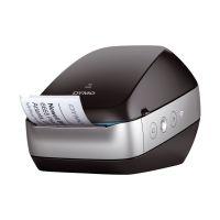 Bild Etikettendrucker Wireless schwarz/silber