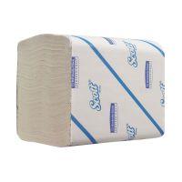 Bild AQUARIUS* Einzelblatt Toilet Tissue 2-lagig - weiß, 220 Einzelblatt pro Pack, passender Spender Modell 6946