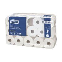 Bild Premium Toilettenpapier, extra weich - 3-lagig m. Dekorprägung, hochweiß, Packung mit 9 x 8 Rollen