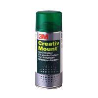 Bild Sprühkleber Creativ Mount(TM), wieder ablösbar, transparenter Auftrag, 400 ml