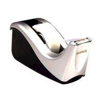 Bild Tischabroller C60 - inkl. 1 Rollen Magic(TM)Tape 810, silber/schwarz
