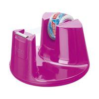 Bild Tischabroller Easy Cut Compact - für Rollen bis 15 mm x 10 m, pink