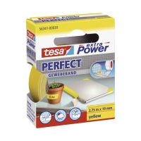 Bild Gewebeklebeband extra Power Gewebeband, 2,75 m x 19 mm, gelb