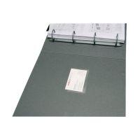 Bild Visitenkartentaschen - Öffnung an der langen Seite, 9,3 x 5,6 cm, 100 Stück