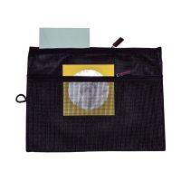 Bild Sammeltasche für A5 - schwarz, gefüttertes Innenfach