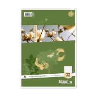 Bild Ringbucheinlage - LIN22, A4, 50 Blatt, 70 g/qm, kariert