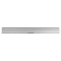 Bild Lineal Alu - 30 cm, silber