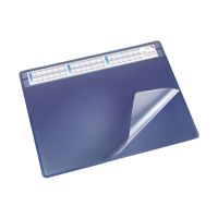 Bild Schreibunterlage DURELLA soft - 65 x 50 cm, blau