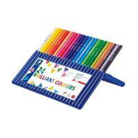 Bild ergo soft® 157 Farbstift - 3 mm, Box mit 24 Farben
