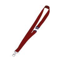 Bild Textilband 20 mm mit Sicherheitsverschluss, 44 cm, rot