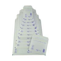 Bild Luftpolstertaschen Nr. 2, 120x215 mm, weiß, 10 Stück