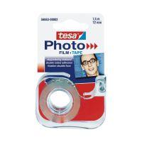 Bild Abroller für doppelseitigen Klebefilm Photo Film, 7,5 m x 12 mm, transparent