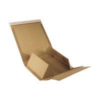 Bild Paket Versandkarton 343 x 223 x 50 mm, braun