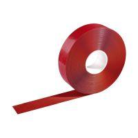 Bild Warnmarkierungsband - 50mm x 30m, selbstklebend, rot
