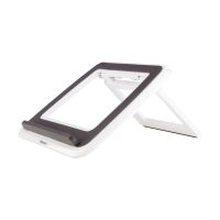 Bild I-Spire™ Klappbarer mobiler Laptopständer - weiß