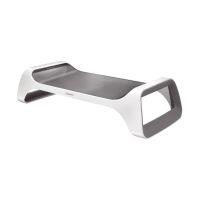 Bild Monitor Ständer I-Spire, Plastik, 505 x 220 mm. Höhe: 125 mm. weiß