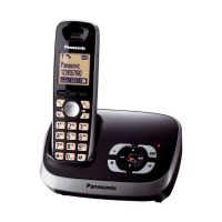 Bild Telefon KX-TG6521GB - schnurloses, schwarz