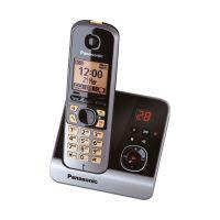 Bild Telefon KX-TG6721GB schnurlos titan/schwarz