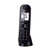 Bild Telefon KX-TGQ200GB - schnurloses, schwarz