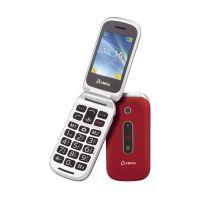 Bild Mobiltelefon Mira-BK Komfort - rot