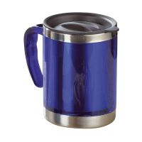 Bild Coffee-to-go Becher - blau, 380 ml