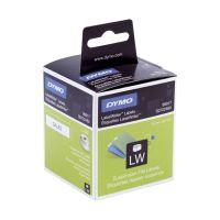 Bild LabelWriter™ Etikettenrollen - Hängeablageetikett, 12 x 50 mm, weiß