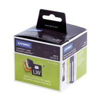 Bild LabelWriter™ Etikettenrollen - Ordneretikett schmal, 38 x 190 mm, weiß