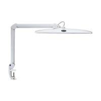 Bild LED-Leuchte MAULwork - weiß, Klemmfuß