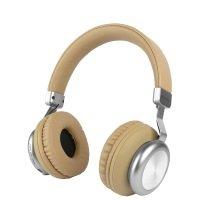 Bild Drahtloser On-Ear Kopfhörer BaXx Beige/Grau