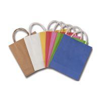 Bild Geschenktragetasche - 18 x 8 x 21 cm, 20 Stück, sortiert