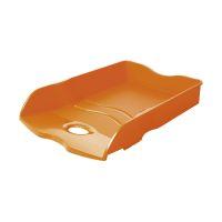 Bild Briefablage LOOP - DIN A4/C4, stapelbar, nestbar, stabil, Trend Colour orange