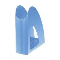 Bild Stehsammler LOOP - DIN A4/C4, modern, stabil, standfest, Trend Colour hellblau