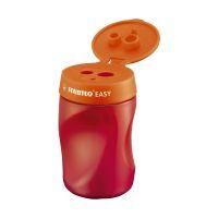 Bild Ergonomischer Dosenspitzer 3-fach - EASYsharpener, orange, R