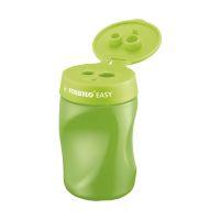 Bild Ergonomischer Dosenspitzer 3-fach - EASYsharpener, grün, R