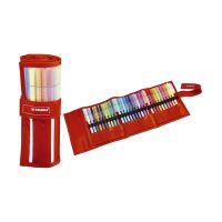 Bild Fasermaler Pen 68 - Rollerset, 30 Farben