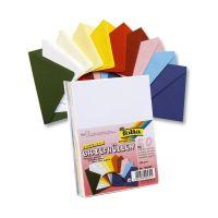 Bild Briefumschlag - C 6, 10 Farben sortiert,  120 g/qm, 50 Stück
