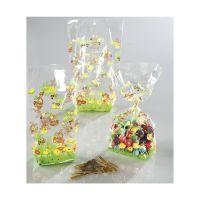 Bild Ostercellglasbeutel - 14,5 x 23,5 cm, 10 Stück, mit 4-farbigem Druck