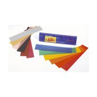 Bild Wachsfolien - 12 Farben