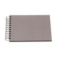 Bild Fotospiralbuch SOHO - 19,5 x 14,5 cm, 40 Seiten, taupe