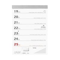 Bild Wochenblock 25 - 10,5 x 15 cm, 1 Woche / 1 Seite