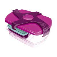 Bild Brotbox Kids CONCEPT - pink, 253 x 80 x 188 mm
